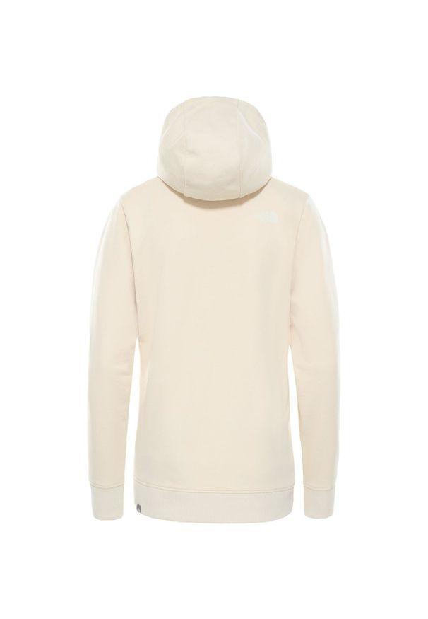 Beżowa bluza sportowa The North Face