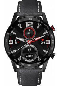 oromed - Smartwatch Oromed Smart FIT-3 Czarny (ORO-SMART_FIT3). Rodzaj zegarka: smartwatch. Kolor: czarny