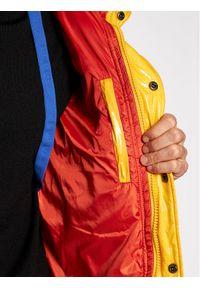 Żółta kurtka puchowa Invicta