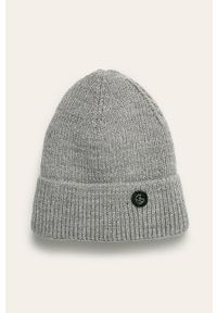 Szara czapka Jamiks