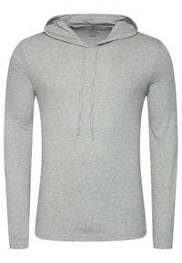 Szara koszulka z długim rękawem Polo Ralph Lauren polo