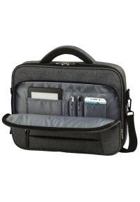 Szara torba na laptopa hama elegancka