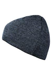 Niebieska czapka Just Yuppi na jesień, sportowa, melanż