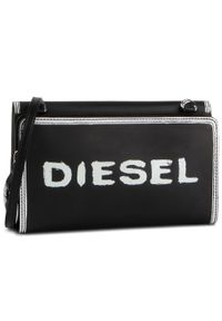 Czarna listonoszka Diesel