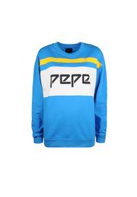 """Pepe Jeans Bluza """"Frankie"""". Materiał: bawełna. Wzór: nadruk"""