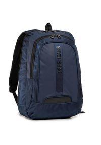 Niebieska torba na laptopa Pepe Jeans