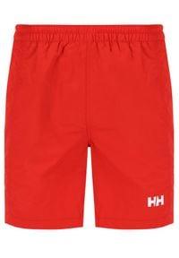 Helly Hansen Szorty kąpielowe Calshot 55693 Czerwony Regular Fit. Kolor: czerwony