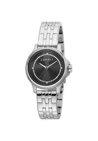 Czarny zegarek Esprit elegancki
