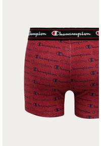Czerwone majtki Champion