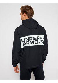 Czarna kurtka przejściowa Under Armour #5