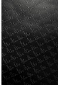 Czarny plecak Emporio Armani