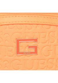 Pomarańczowa kosmetyczka Guess