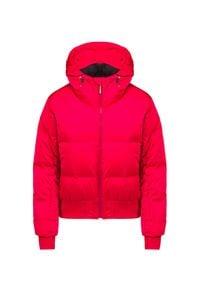 Descente - Kurtka narciarska DESCENTE MIA. Materiał: tkanina, puch. Technologia: Thinsulate. Sport: narciarstwo