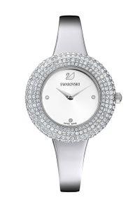 Swarovski - Zegarek 5483853. Kolor: srebrny. Materiał: materiał