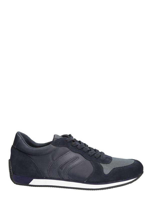 Geox - Sportowe geox u722lc ofu22/7. Kolor: niebieski