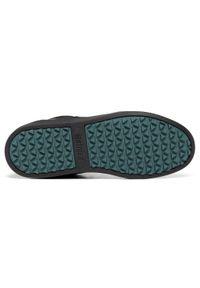 Etnies - Sneakersy ETNIES - Jefferson Mtw 4101000483 Black/Green 985. Kolor: czarny. Materiał: skóra, skóra ekologiczna, zamsz. Szerokość cholewki: normalna. Technologia: Thinsulate. Styl: klasyczny