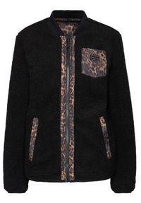 Czarna kurtka przejściowa Volcom