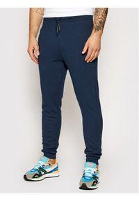 Only & Sons - ONLY & SONS Spodnie dresowe Ceres 22018686 Granatowy Regular Fit. Kolor: niebieski. Materiał: dresówka