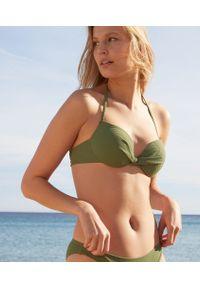 Zielony strój kąpielowy Etam