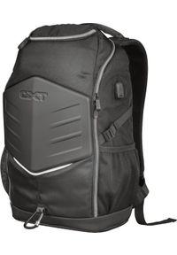 Czarny plecak na laptopa TRUST