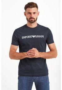 Emporio Armani - T-SHIRT EMPORIO ARMANI. Styl: elegancki