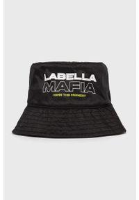 LABELLAMAFIA - LaBellaMafia - Kapelusz. Kolor: czarny