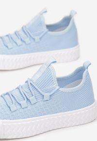 Niebieskie trampki Renee