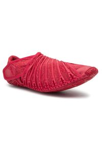 Czerwone buty do fitnessu Vibram Fivefingers z cholewką, na co dzień, Vibram FiveFingers