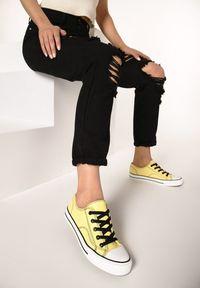 Żółte trampki Born2be