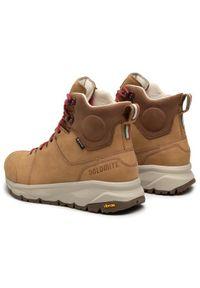 Dolomite Trekkingi Braies Gtx GORE-TEX 278542-1327013 Brązowy. Kolor: brązowy. Technologia: Gore-Tex. Sport: turystyka piesza