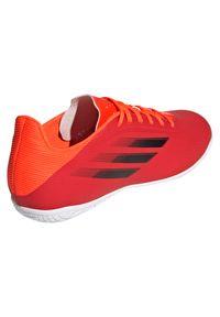 Adidas - Buty piłkarskie halowe adidas X Speedflow.4 IN FY3346. Zapięcie: sznurówki. Materiał: syntetyk. Szerokość cholewki: normalna. Sport: piłka nożna