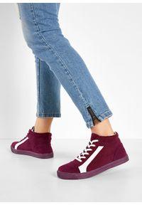 Czerwone buty sportowe bonprix