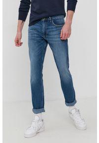 Cross Jeans - Jeansy Blake. Kolor: niebieski