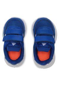 Adidas - adidas Buty Tensaur Run I EG4140 Niebieski. Kolor: niebieski. Sport: bieganie