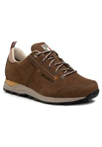 Brązowe buty trekkingowe Dolomite Gore-Tex, trekkingowe