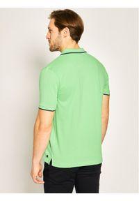 Zielona koszulka polo Pierre Cardin polo