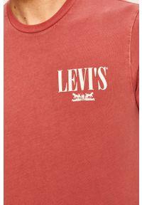 T-shirt Levi's® na spotkanie biznesowe, w kolorowe wzory, biznesowy