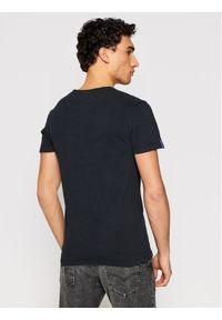 Superdry T-Shirt Workwear M1011006A Czarny Regular Fit. Kolor: czarny