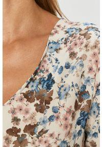 Wielokolorowa sukienka Haily's w kwiaty, rozkloszowana
