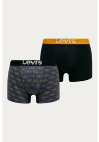 Niebieskie majtki Levi's® w kolorowe wzory