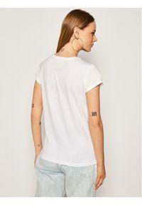 iBlues T-Shirt Dada 79710902200 Biały Regular Fit. Kolor: biały #4