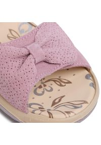Primigi - Sandały PRIMIGI - 7391122 Pink. Okazja: na co dzień. Kolor: różowy. Materiał: skóra, zamsz. Wzór: aplikacja. Styl: casual
