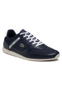 Lacoste Sneakersy Menerva Sport 0721 1 Cma 7-41CMA0005092 Granatowy. Kolor: niebieski