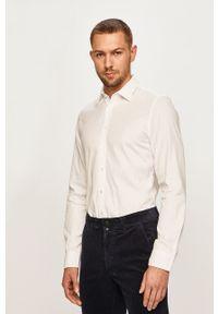 Biała koszula Marc O'Polo długa, polo