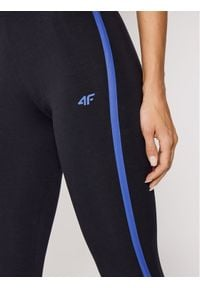 4f - 4F Legginsy H4L21-LEG013 Granatowy Slim Fit. Kolor: niebieski #6