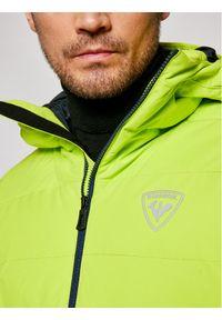 Rossignol Kurtka narciarska Rapide RLIMJ16 Zielony Regular Fit. Kolor: zielony. Sport: narciarstwo #9