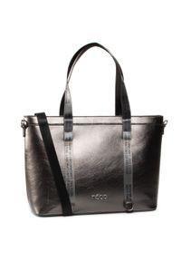 Szara torebka klasyczna Nobo klasyczna