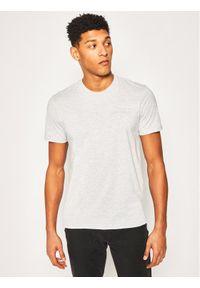 Lee T-Shirt Tonal Logo Tee L65OFE03 Szary Regular Fit. Kolor: szary