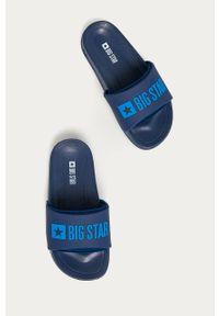 Niebieskie klapki Big-Star