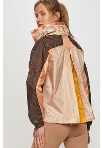 Pomarańczowa kurtka Jordan